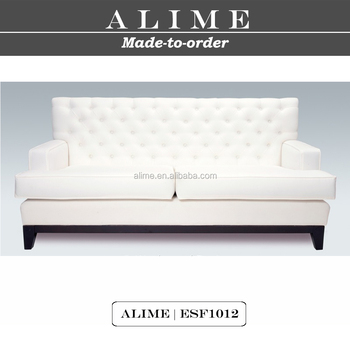 Alime Esf1012 White Wedding Sofa For Event