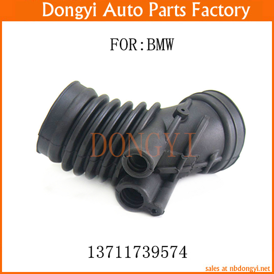 For Fuel Injection Air Mass Flow Meter Boot For BMW E53 X5 3.0i 01-06