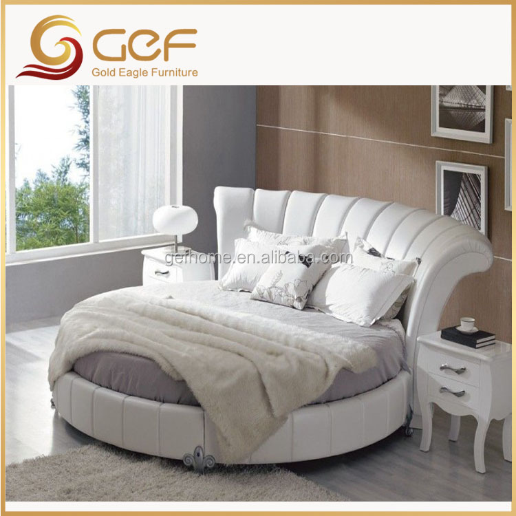Round Leather Bed, Round Leather Bed Suppliers and Manufacturers at  Alibaba.com