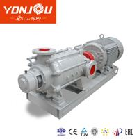 D multistage centrifugal water pump and high pressure pump