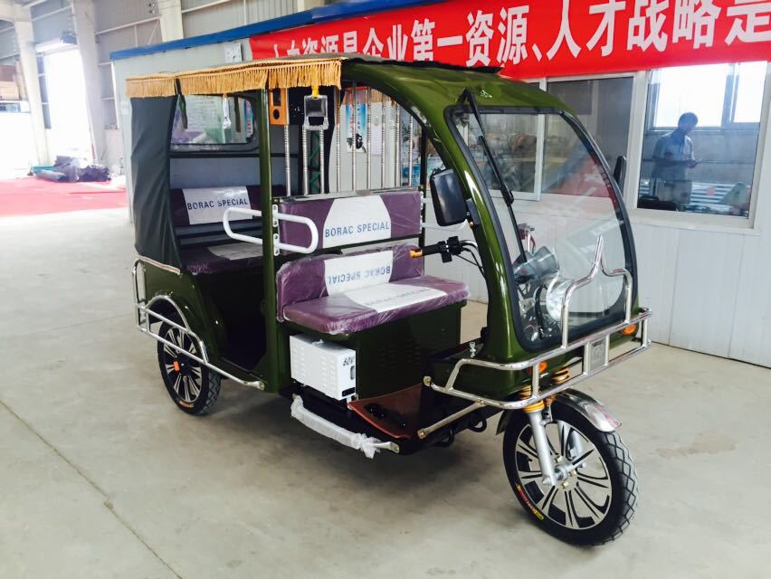 Auto Rickshaw,Battery Operated Rickshaw For Bangladesh