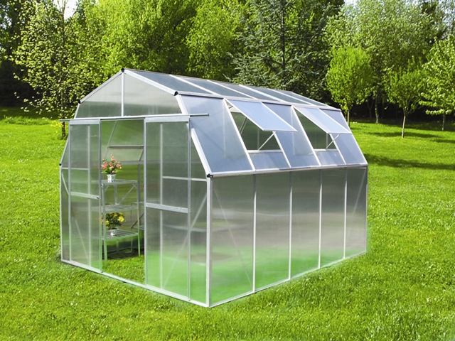 Greenhouses At Lowe S : Ten year warranty lowes price polycarbonate panels sheet