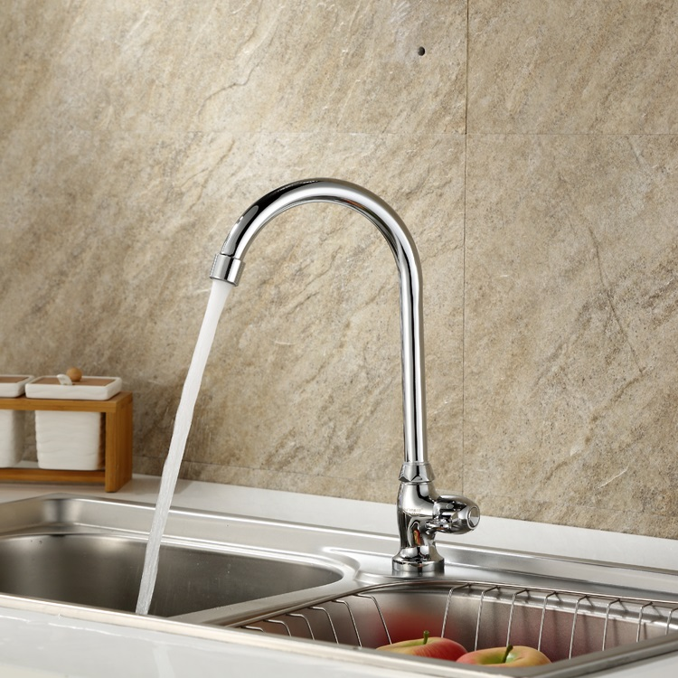 Fashionable Brass Restaurant Sink Water Kitchen Faucet - Buy Brass Water  Kitchen Faucet,Brass Water Kitchen Faucet,Brass Restaurant Sink Faucets ...