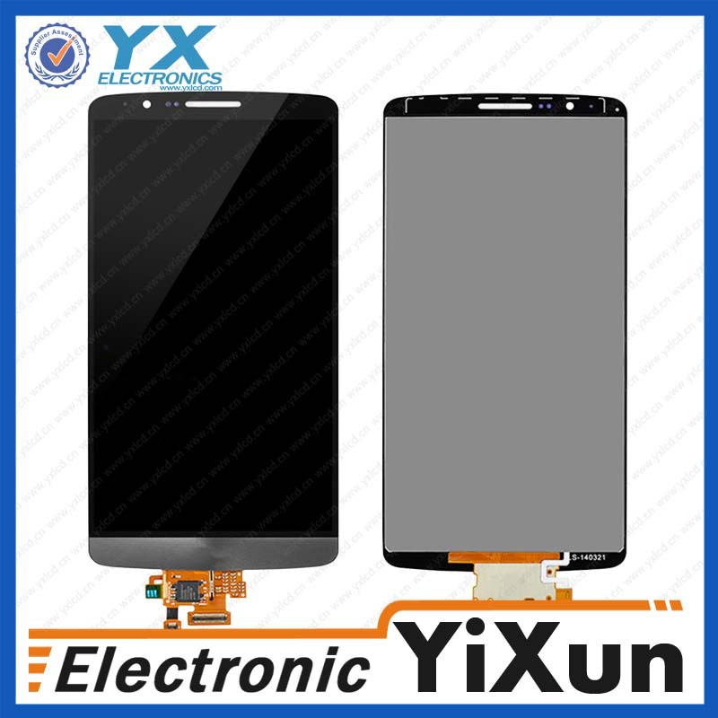 Original express for lg g2 lcd assembly with frame, for lg v8800 lcd