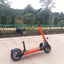 10 inch 500w li-on battery 45km/h 80km battery operated scooters/low price two wheel self balancing electric skateboard