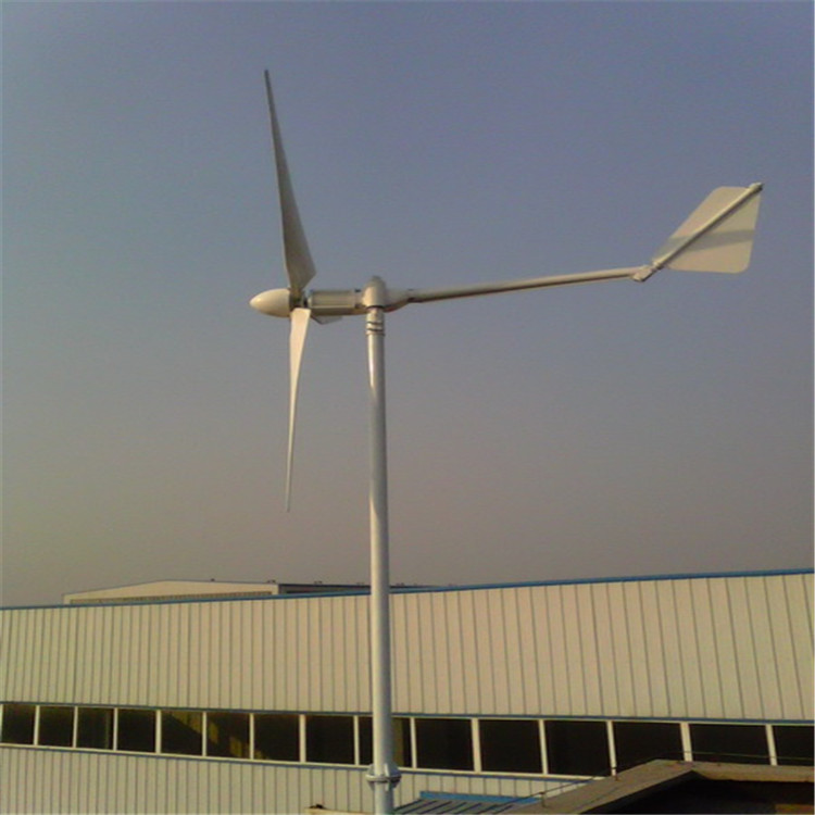1kw 2kw 3kw wind energy system home with CE Certificate
