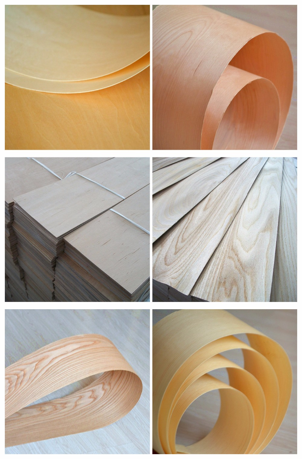 Cheap Price Rotary Cut Taped Wood Veneer Sheet Buy Taped
