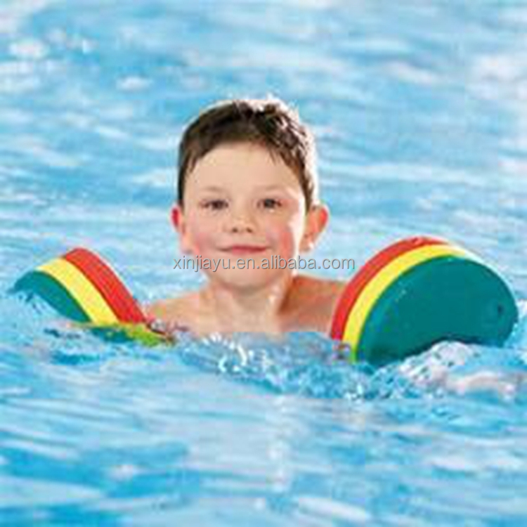 Promotional Arm Bands For Children Foam Eva Water Wings Floaties Swim Float Discs Aid Float Ring