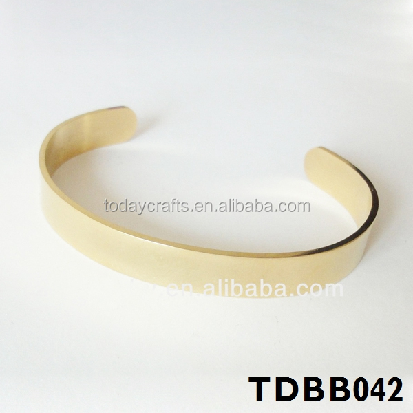 Jewelry Manufacturer More than 900 designs solid cuff brass bangle