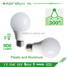 Modern 2014 A60 7w 10w 12w 15w factory sale led light bulb lamp 240v