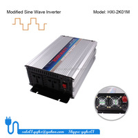 full power laptop dc to ac voltage stabilizer digital circuit 2000w 12v power inverter
