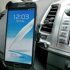 Easy Fit Car / Vehicle Air Vent Mount for Samsung Galaxy Note II 2
