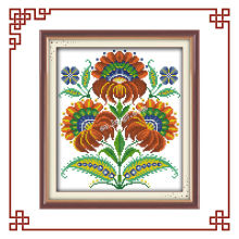Flores Imaginárias <span class=keywords><strong>NKF</strong></span> cross stitch patterns