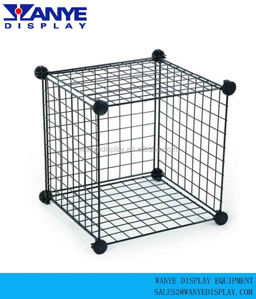 Photo Wire Display wire mesh display racks and stands, wire mesh display racks and