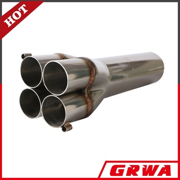 GRWA 4-1 Performance Exhaust Merge Collector Exhaust Pipes