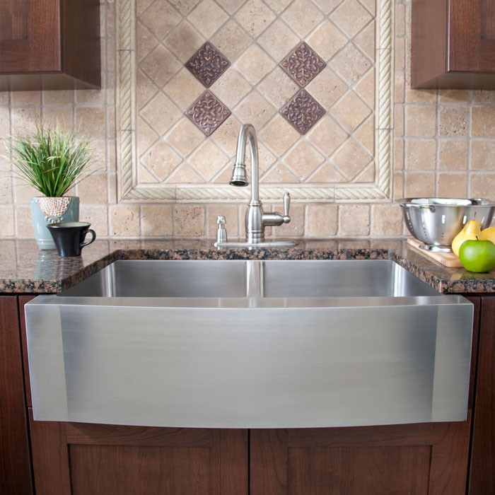 China Stainless Steel Apron Front Kitchen Sink, China Stainless Steel Apron  Front Kitchen Sink Manufacturers And Suppliers On Alibaba.com