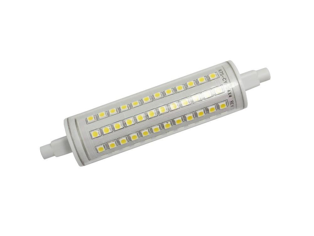 Temperatura di colore bianco freddo cct e r7s lampadina for Lampada led lineare r7s