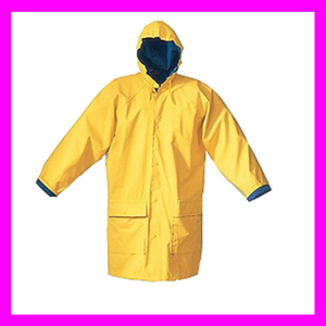 pvc vinyl raincoat for children shiny pvc kid's/children raincoat rainwear