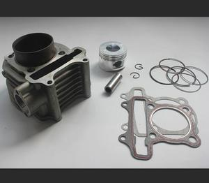52.4mm CYLINDER piston big bore kit for GY6 125cc Scooter Moped ATV QUAD 139QMB 1P39QMB 147QMD