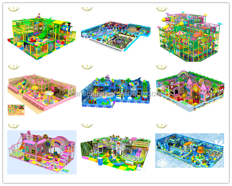 Hansel fair attractions kids soft indor playground playstation 4 games,  View fair attractions, Hansel indoor playground model Product Details from