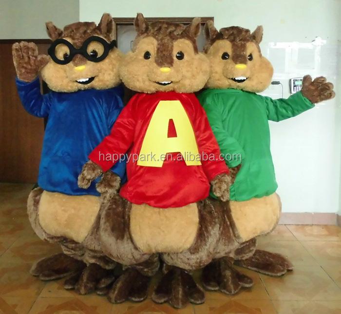 Good Quality Eva Plush Chipmunk Costumes Alvin Chipmunks Mascot Costume Alvin And The Chipmunks Costumes For Adults Buy Alvin And The Chipmunks Costumes For Adults Alvin And The Chipmunks Costumes Alvin Chipmunks Mascot Costume Product