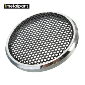 Best quality OEM parts speaker front panel 4 inch speaker grille face mask /cover