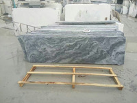 Cheap price man-made carrara white marble slab