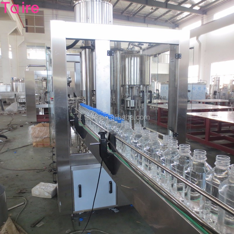 CGF8-8-3 water bottling equipment prices
