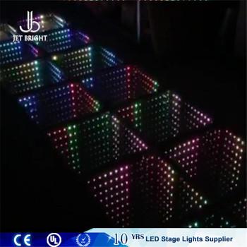 Wholesale Price Disco 3d Led Infinity Mirror Dance Floor - Buy 3d ...