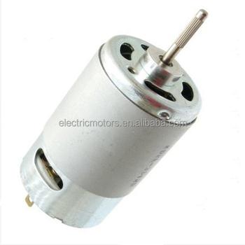 12v 24v small dc motor for household appliances fan for Small dc fan motor