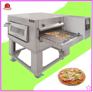 Gas Convection Conveyor Pizza Oven/Professional baked pizza oven
