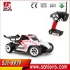 BEST 2.4GHz radio transmitter nitro Electric RC Car , 2WD Shaft Drive High Speed Controle Remoto Drift Car