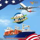 Ocean freight service from China TOP services cheap goods to USA