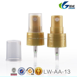China Factory Yuyao L ongway plastic finger pump sprayer for perfume
