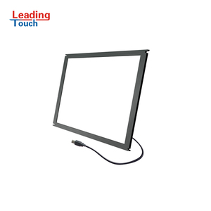 "12"" 4:3 IP65 infrared touch screen pc front panel"