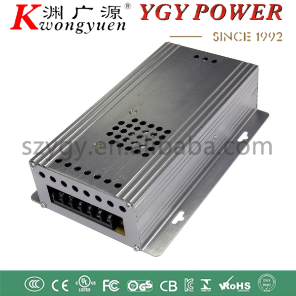 240w max power 18-CH output CCTV power supply with 100~240v ac input voltage