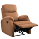 Fabric Reclining Luxury Single European Style Home Theater Manual Microfiber Set One Seater Kd Cheap Recline Max Recliner Sofa
