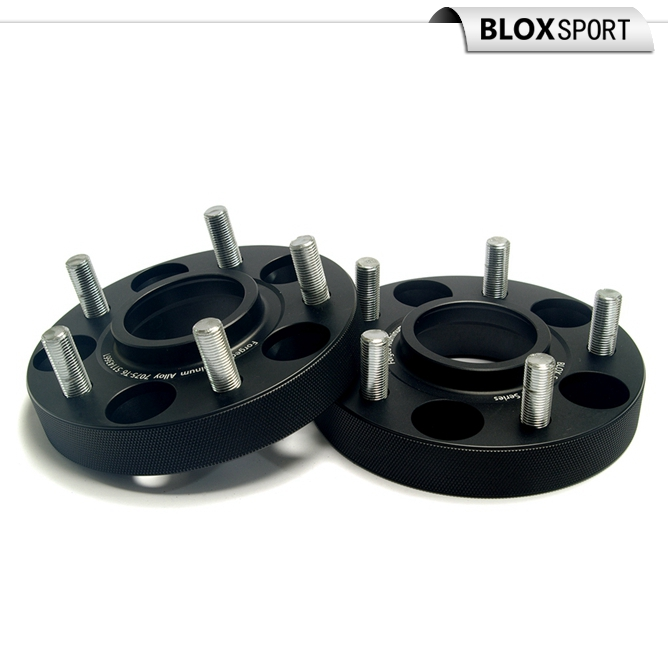 5x108 Performance Aluminum Alloy Wheel Adapters for Ford Fusion S SE