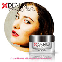 Hot sales make your own brand herbal face whitening cream