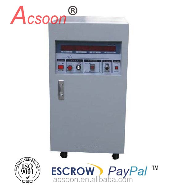 AF50-60KVA three phase voltage satbilizer and constant current regulator