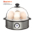 Electric stainless steel egg steamer EB-705 with 7eggs