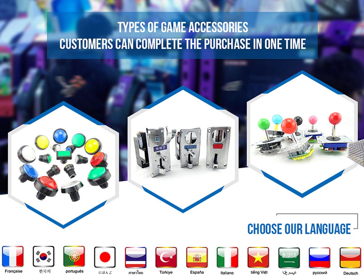 Shenzhen JX Electrical Technology Co., Ltd. - Pandora box 4s ...
