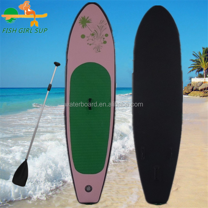 Di alta qualit dwf materiale morbido gonfiabile stand up paddle tavole da surf naviga id - Tavole da surf decathlon ...