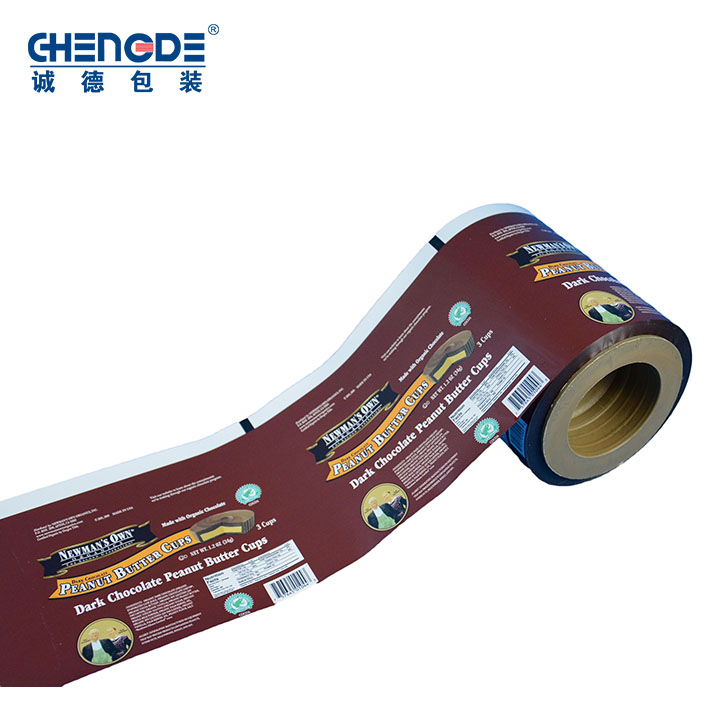 Sell Well New Type bars plastic film chocolate bar packing film