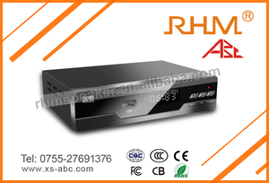 wholesale price form ABC Xisheng factory HD Digital TV tuner dvb-t2 for Thailand set top box