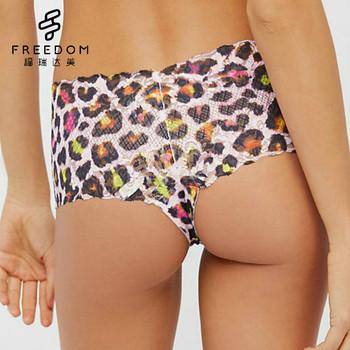 Women Underwear Sexy High Waist G-string Brazilian Underwear Panty ... 8a76bdc72