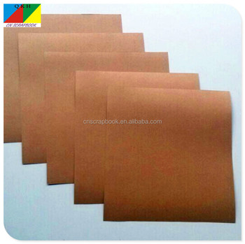 wholesale brown kraft paper roll sheets for craft