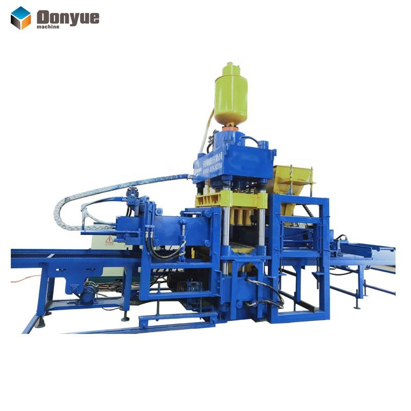 Chine Qt10-15 Le ciment hydraulique automatique bloc de