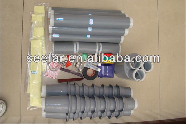 21 35kv High Voltage Insulator Cold Shrink Cable