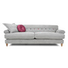 Latest Simple Designs Fabric Cheap Sectional Sofa PFS390113